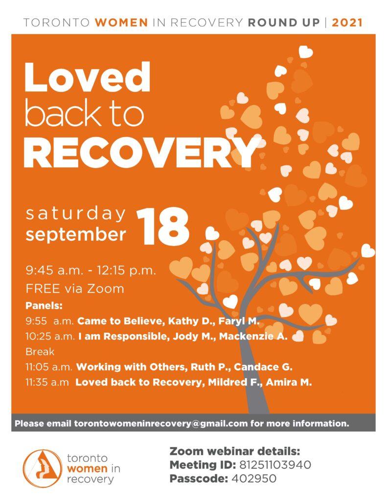 Toronto Women in Recovery